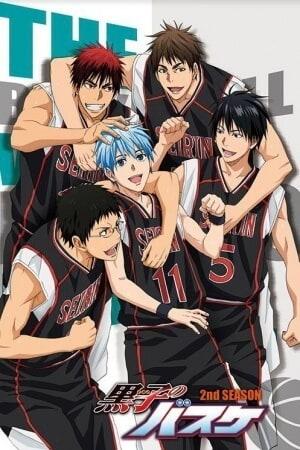 Kuroko no Basket 2, الموسم الثاني: كوروكو نو باسكت