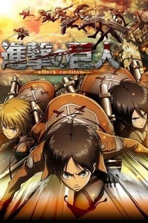 Shingeki no Kyojin, هجوم العمالقة