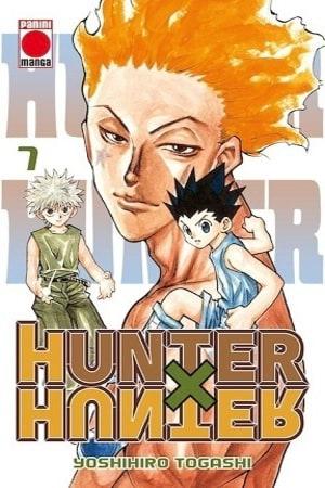 القناص Hunter x Hunter