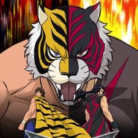 Tiger Mask W 08