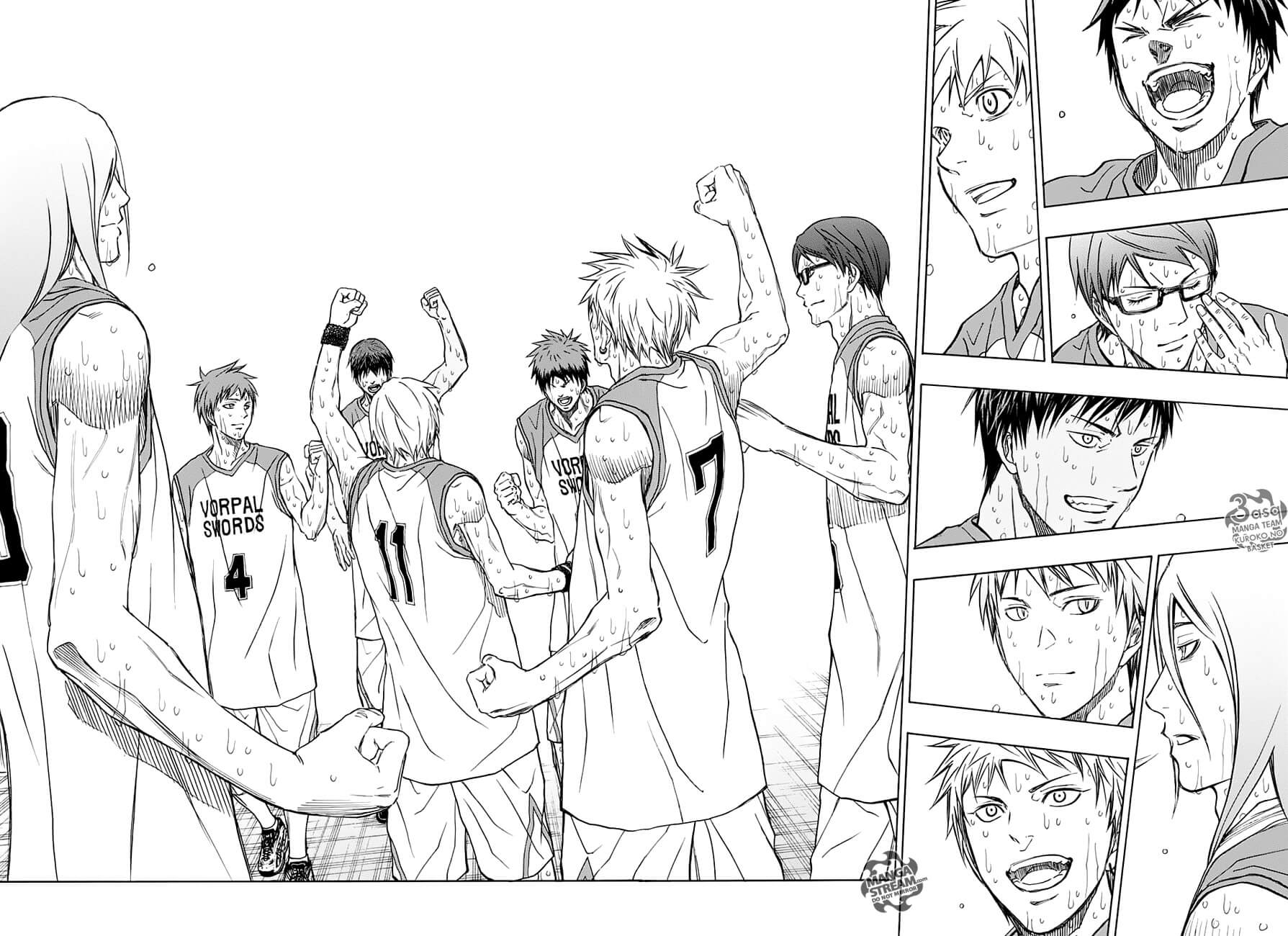 Kuroko no Basket: Extra Game 08