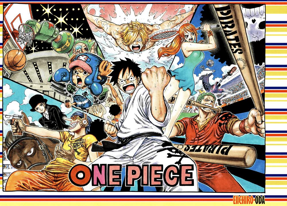 ون بيس 912, One Piece 912